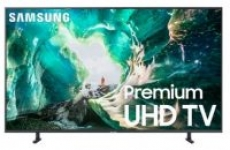 Samsung 4K UHD Smart TV (Scuffed, Unopened Box): 55″ UN55RU8000