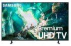 Samsung 4K UHD Smart TV (Scuffed, Unopened Box): 55″ UN55RU8000