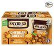 30-Ct 1oz Snyder's of Hanover Pretzel Sandwiches (Cheddar Cheese)