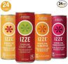 24-Pack 8.4oz IZZE Sparkling Juice (Sunset Variety Pack)