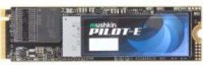 2TB Mushkin Enhanced Pilot-E M.2 2280 PCIe Gen3 x4 NVMe 1.3 3D TLC Internal SSD
