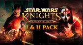 PC Digital Downloads: Star Wars: Knights of the Old Republic I & II Pack
