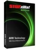 Stopzilla AntiVirus 7.0 (Key Card) – Protect against Viruses, Spyware & Malware