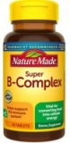 60-Count Nature Made Super B-Complex Tablets