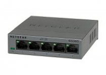 Netgear GS305 5-Port Gigabit Ethernet Unmanaged Switch