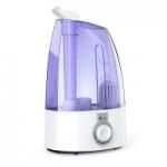 TaoTronics Ultrasonic 3.5-Liter Cool Mist Humidifier, Purple – $29.99 Shipped