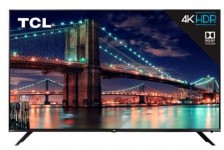 TCL – 65″ Class – LED – 6 Series – 2160p – Smart – 4K UHD TV with HDR Roku TV