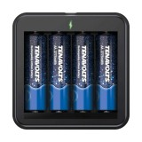 TENAVOLTS Rechargeable AA Battery Charger $14 + Free Shipping