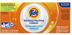 10-Count Tide Washing Machine Cleaner