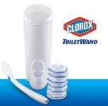 Clorox ToiletWand Disposable Toilet Cleaning System w/ 6 Refills
