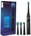 Electric Toothbrush Clean as Dentist Rechargeable Sonic Toothbrush