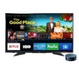 55″ Toshiba 55LF621U19 4K UHD Smart Amazon Fire Edition HDTV  $379.99