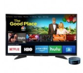 55″ Toshiba 55LF621U19 4K UHD Smart Amazon Fire Edition HDTV  $379.99