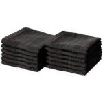 6-Pack Fade-Resistant Cotton Hand Towels $7, 12-Pack Washcloths