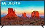 50″ LG 50UK6090PUA 4K UHD HDR Smart LED HDTV