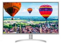 "32"" LG 32QK500-W QHD 2560×1440 Freesync IPS Monitor $296.99"