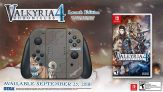 Valkyria Chronicles 4: Launch Edition: Switch $30 or PS4; XB1 $20