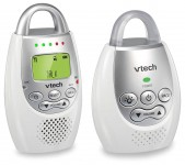 VTech Audio Baby Monitor With 1,000′ Range And Talk Back Intercom