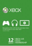 12 Month Xbox Live Gold Membership-$26.39-50% OFF-@cdkeys