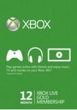 12 Month Xbox Live Gold Membership-$26.39-50% OFF-@cdkeys