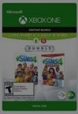 The Sims 4 + The Sims 4: Cats and Dogs Expansion Pack (Digital Xbox One Code)