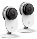 YI 2pc 1080p Smart Home Camera for $56.50